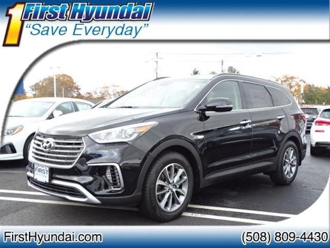New 2019 Hyundai Santa Fe XL SE SUV For Sale North Attleboro