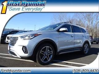 New 2019 Hyundai Santa Fe XL Limited SUV for sale in North Attleboro