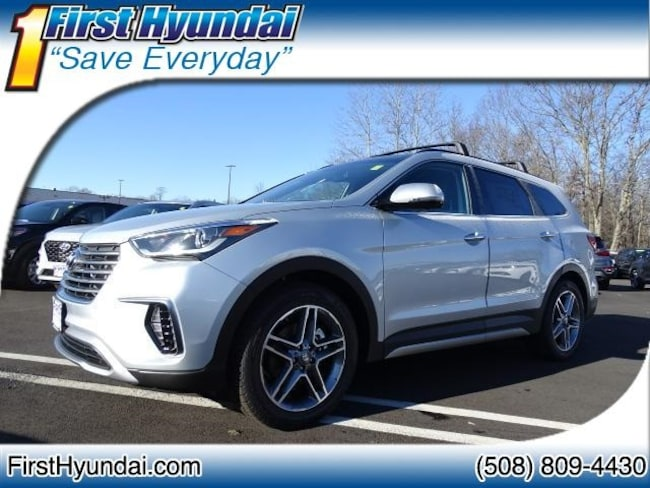 New 2019 Hyundai Santa Fe XL Limited SUV For Sale North Attleboro