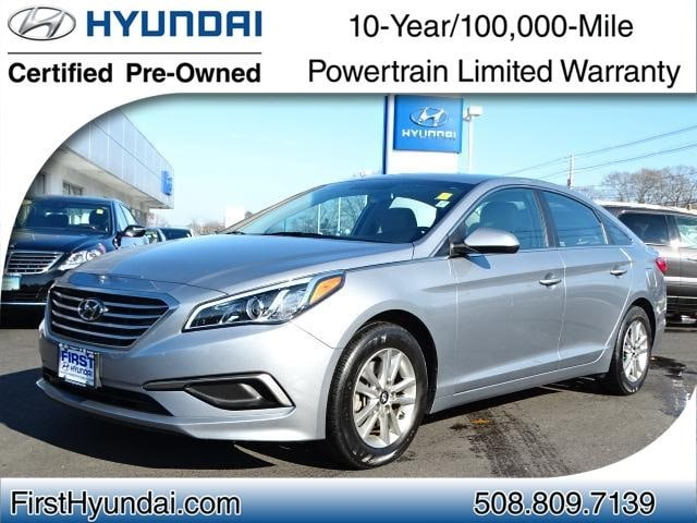 2016 Hyundai Sonata SE Sedan North Attleboro Massachusetts