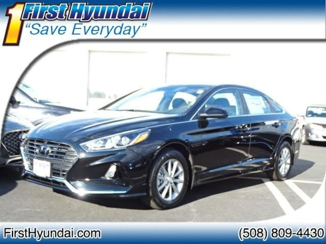 New 2019 Hyundai Sonata SE Sedan For Sale North Attleboro