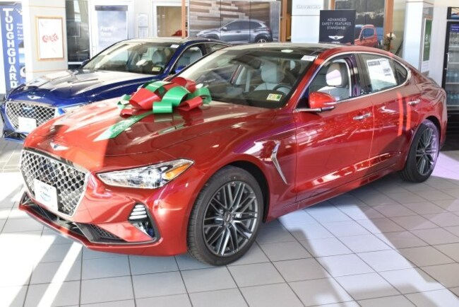 New 2019 Genesis G70 For Sale In Roanoke Va Vin Kmtg44la6ku013170