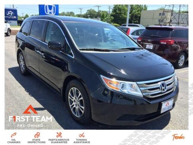 2013 Honda Odyssey 5dr EX Mini-van, Passenger