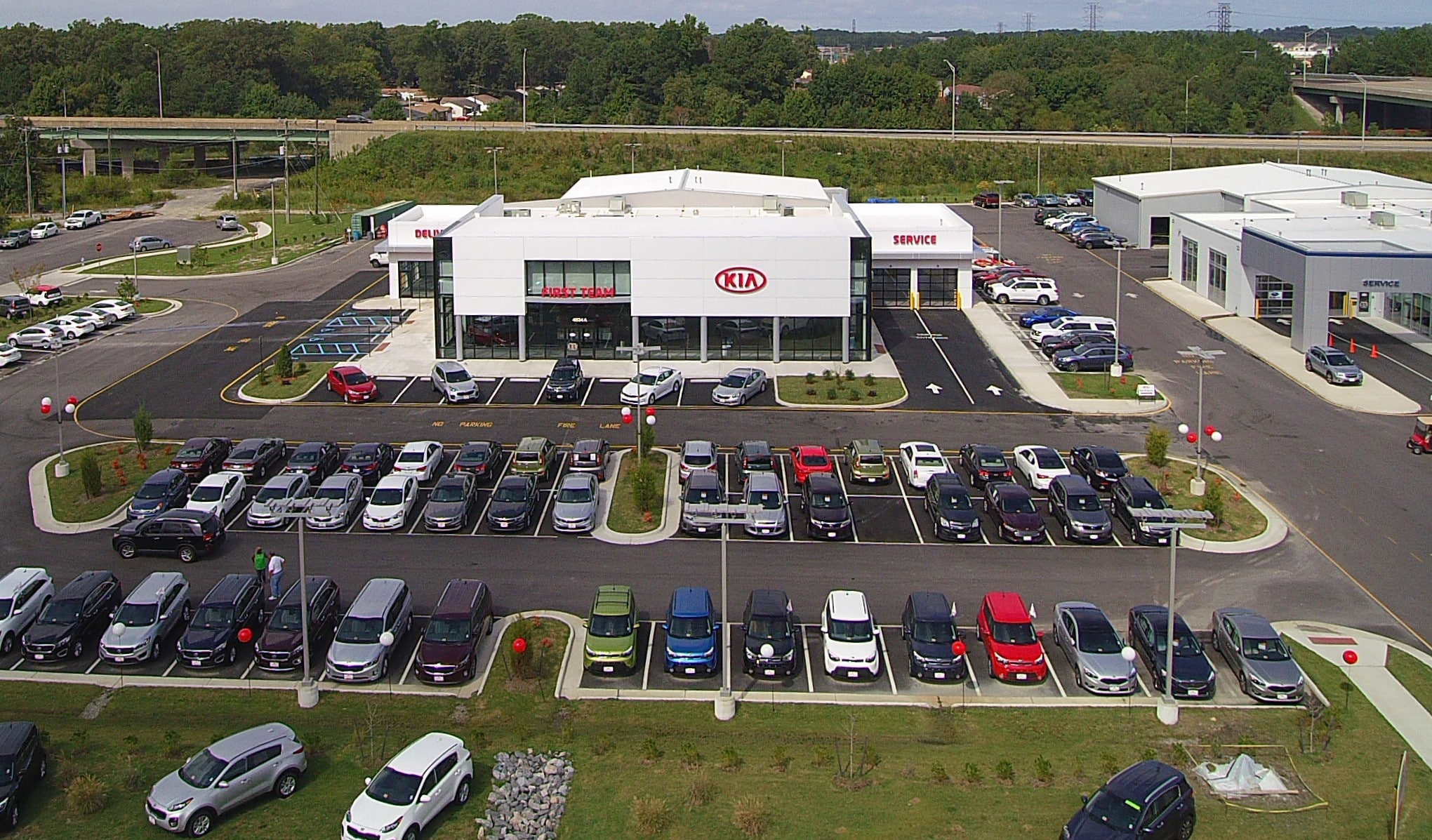 First Team Kia Offers A Full Selection Of Services Including: