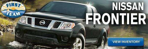 Nissan Frontier Roanoke VA Sale Lynchburg