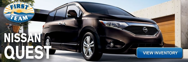 Get Our Best Deal On A New Nissan Quest