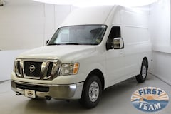 2018 Nissan NV Cargo NV3500 HD SL V8 Van High Roof Cargo Van