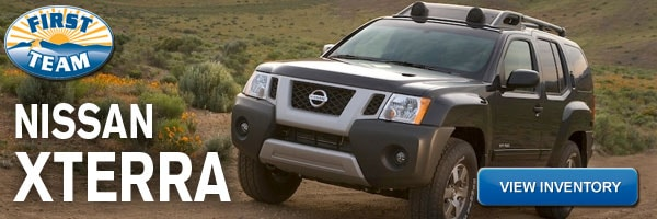 Get Our Best Deal On A New Nissan Xterra