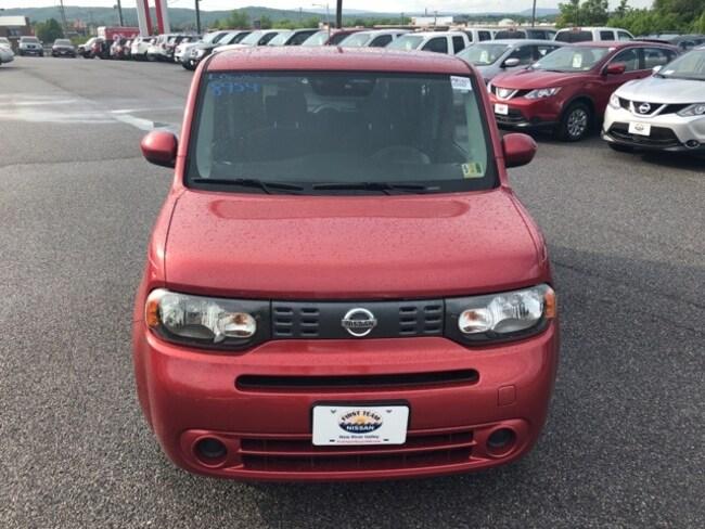Roanoke Used 2009 Nissan Cube 18s Vehicle Details Used Cars