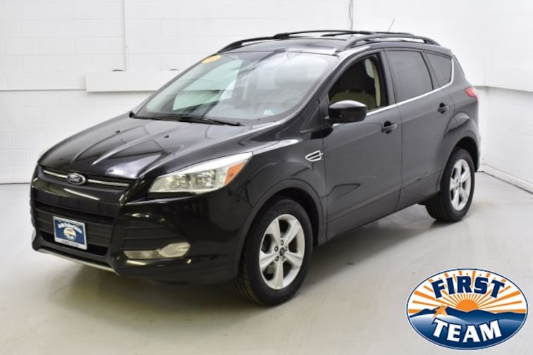 Used 2013 Ford Escape SE SUV for sale in Roanoke, VA