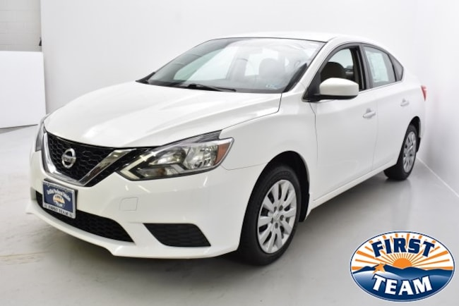 First Team Nissan >> Used 2016 Nissan Sentra For Sale At First Team Hyundai Vin