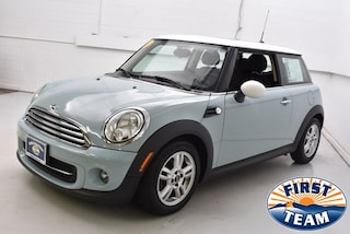 2013 MINI Cooper Base Hatchback