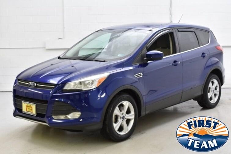Used 2014 Ford Escape SE SUV for sale in Roanoke, VA