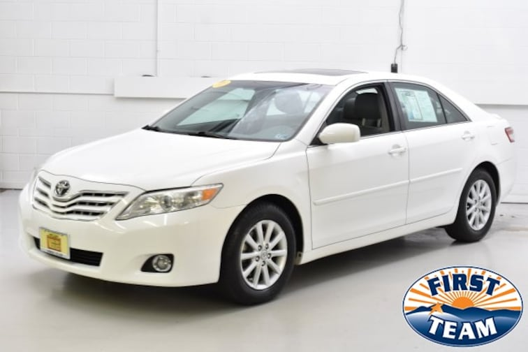 Used 2011 Toyota Camry XLE Sedan for sale in Roanoke, VA