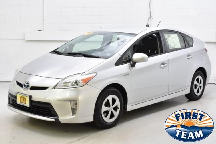Used 2013 Toyota Prius Three Hatchback for sale in Roanoke, VA