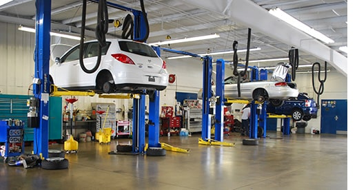 Automotive Service And Maintenance Hyundai Nissan