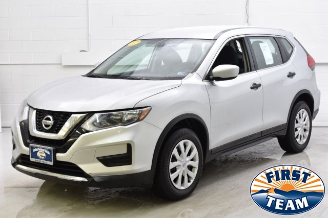 First Team Nissan >> Used 2017 Nissan Rogue S For Sale In Roanoke Va Near Salem Va Vinton Va Roanoke County Va Vin Knmat2mv7hp561635