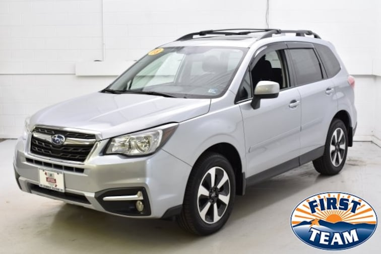 Certified Pre-Owned 2018 Subaru Forester 2.5i Premium SUV for sale near Salem VA