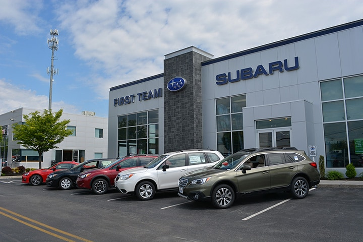 About First Team Subaru Roanoke New Subaru And Used Car Dealer
