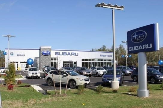 First Team Subaru >> First Team Subaru Suffolk Va New Used Subaru Dealership