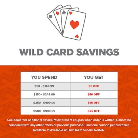 Service Wild Card
