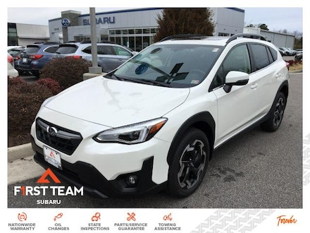 Featured 2021 Subaru Crosstrek for sale in Portsmouth, VA