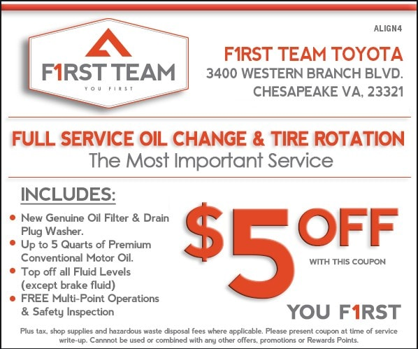 Great Ways To Save On Service and Parts Here At Gullo Toyota of Conroe in Conroe, TX