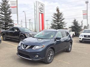 2016 Nissan Rogue SL AWD NISSAN CERTIFIED!!!