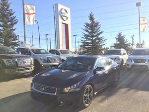 2014 Nissan Maxima 3.5 SPORT PACKAGE! NAVIGATION!