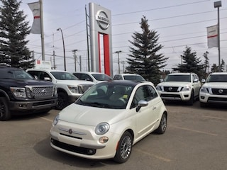 2012 FIAT 500 Lounge LEATHER! POWER SUNROOF! BOSE! HB Lounge