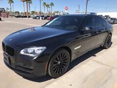 2015 BMW 7 Series 740i Sedan