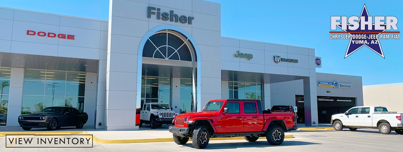 Fisher Chrysler Dodge Jeep Ram Fiat New Chrysler Dodge