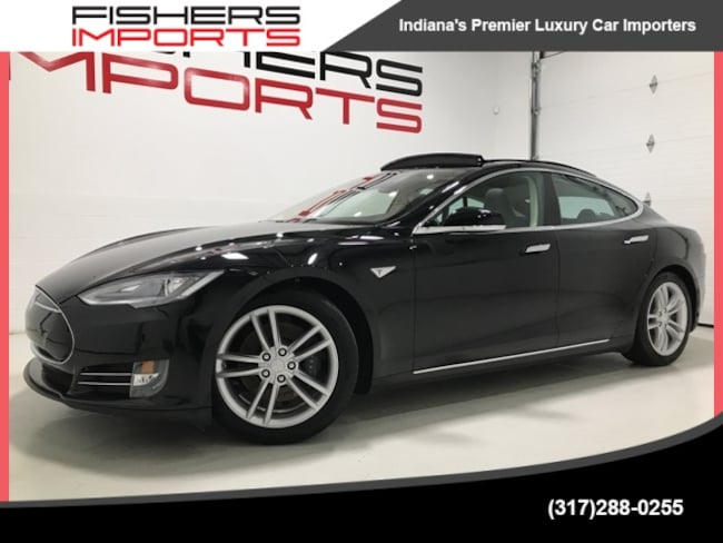 Used 2013 Tesla Model S For Sale Fishers In