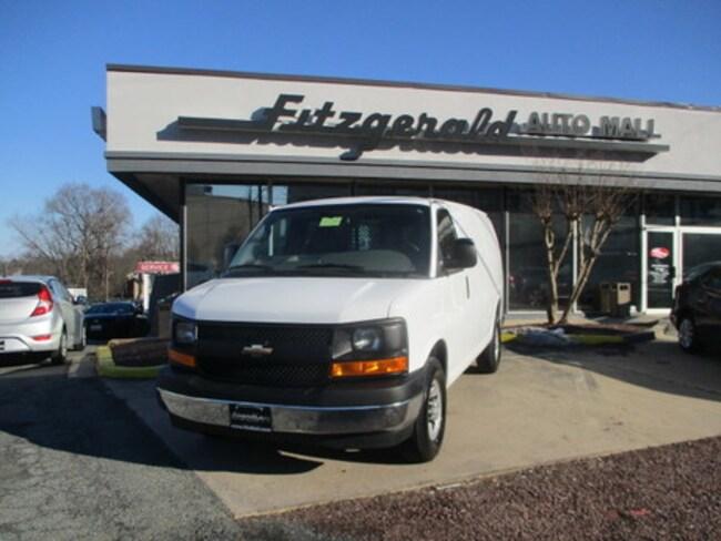 2017 Chevrolet Express 3500 Work Van Van Cargo Van