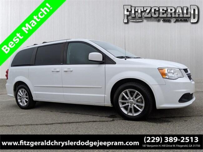 2014 Dodge Grand Caravan Sxt Van