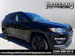2019 Jeep Compass ALTITUDE FWD Sport Utility near Coffee County, GA
