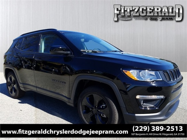 2019 Jeep Compass ALTITUDE FWD Sport Utility in Fitzgerald