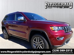 2019 Jeep Grand Cherokee LIMITED 4X2 Sport Utility in Fitzgerald, GA
