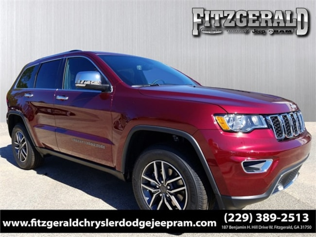 2019 Jeep Grand Cherokee LIMITED 4X2 Sport Utility in Fitzgerald