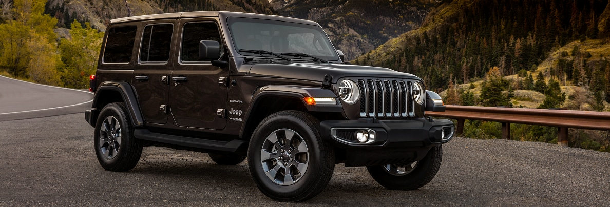 New Jeep Models >> New Jeep Suvs In Fitzgerald Ga Shop 2019 Jeep Models Near Tifton Ga