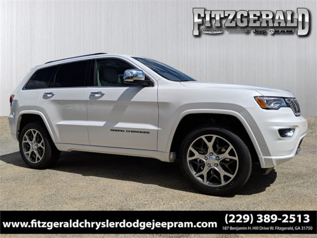 2019 Jeep Grand Cherokee OVERLAND 4X2 Sport Utility in Fitzgerald