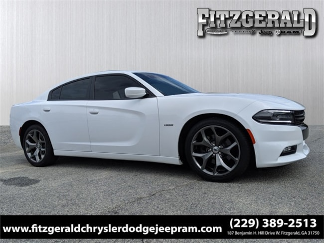2017 Dodge Charger R/T Sedan in Fitzgerald