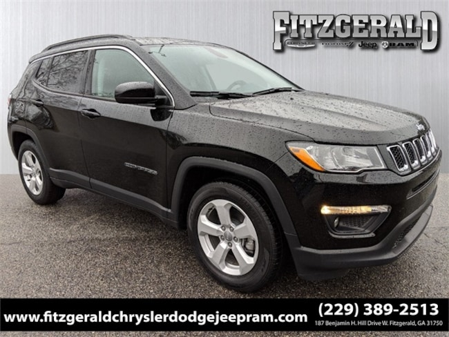 2019 Jeep Compass LATITUDE FWD Sport Utility in Fitzgerald