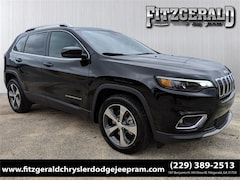 2019 Jeep Cherokee LIMITED FWD Sport Utility near Coffee County, GA