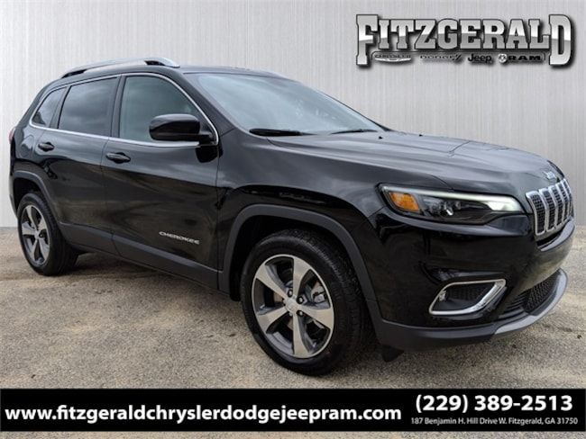 2019 Jeep Cherokee LIMITED FWD Sport Utility in Fitzgerald