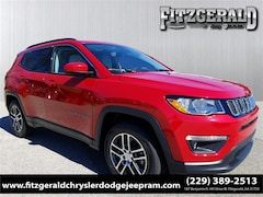 New 2019 Jeep Compass SUN & WHEEL FWD Sport Utility 3C4NJCBB2KT636329 in Fitzgerald, GA