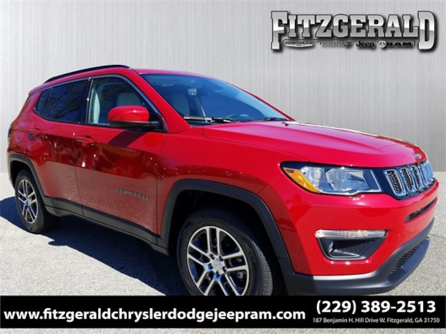 2019 Jeep Compass SUN & WHEEL FWD Sport Utility in Fitzgerald