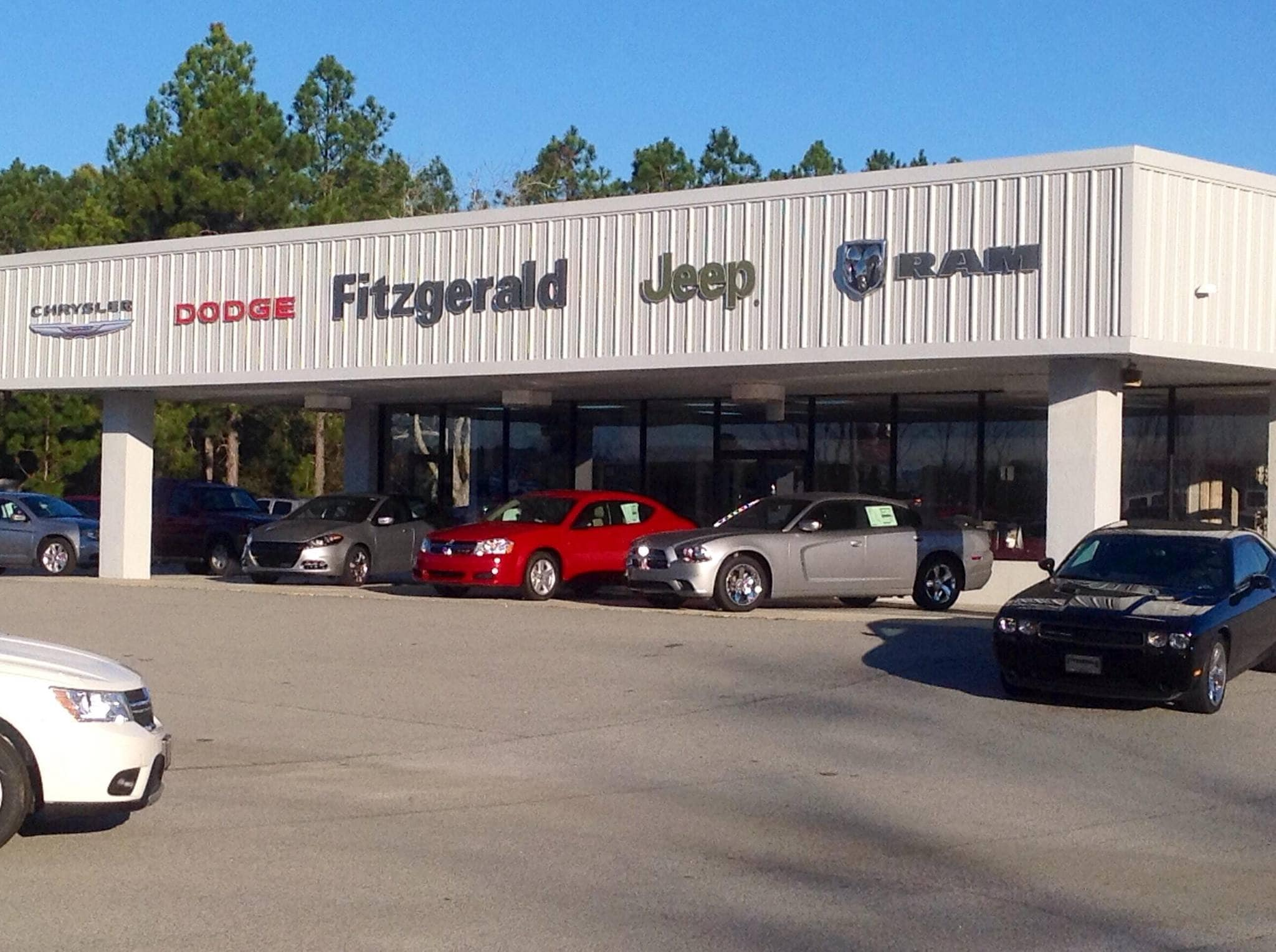 Chrysler, Dodge, Jeep, Ram Service and Repairs Specials | Coupons, Deals &  Discounts at Fitzgerald Chrysler Dodge Jeep Ram near Tifton, Douglas GA, ...