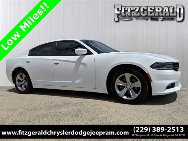 2017 Dodge Charger SXT Sedan in Fitzgerald