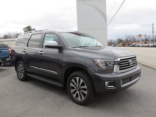 New 2019 Toyota Sequoia Limited SUV for Sale near Baltimore